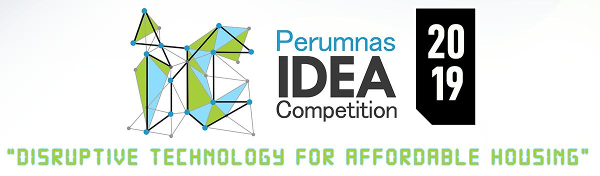 [Kompetisi & Seminar] Perumnas IDEA Competition (April s/d Agustus 2019)