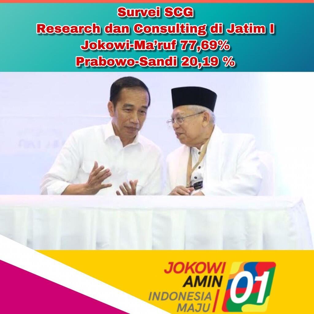 Pilpres tinggal Hitungan Hari, Prabowo-Sandi Makin Melempem