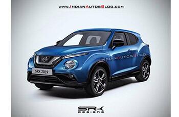Inikah Wujud Nissan Juke Terbaru? Gak Beda Jauh dari yang Lama