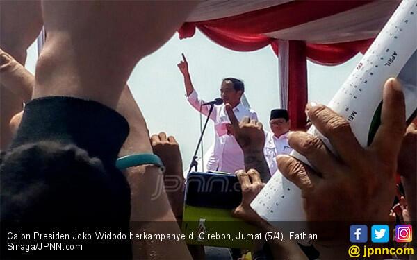 Sindir Jokowi, Fadli Zon: Baju Kotak-Kotak Memecah Belah Indonesia
