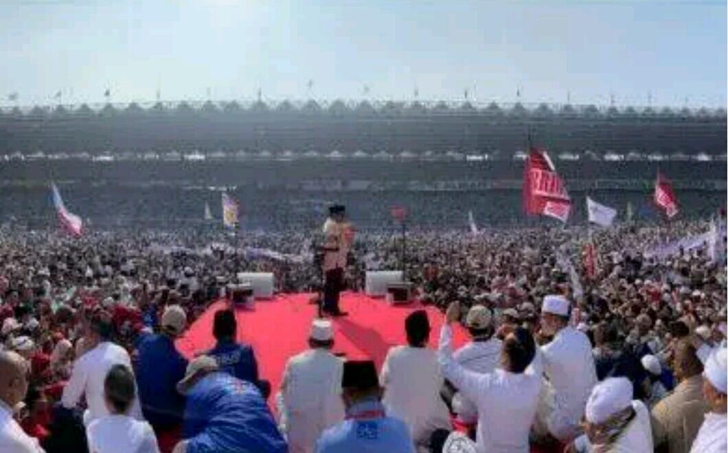 Prabowo Dibikin Heran Rizal Ramli sebelum Kampanye Akbar di GBK, Kenapa?