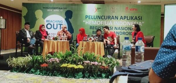 Cara Mudah Registrasi Aplikasi Hemofilia Indonesia