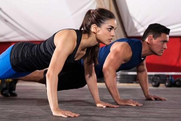 Level Up Your Strength, 5 Tips Bakar Kalori dan Lihat Sendiri Hasilnya