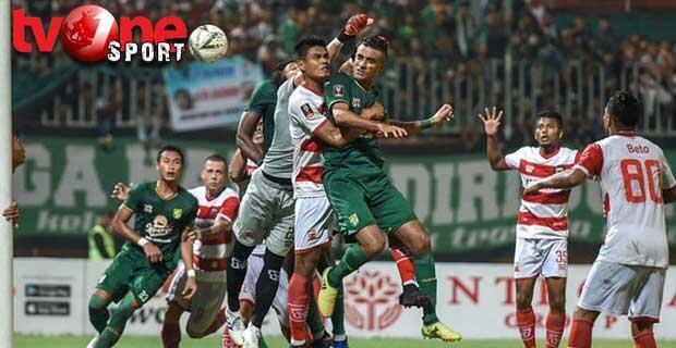 Kekuatan Mental Bawa Persebaya ke Final Piala Presiden