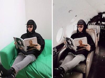 Ada-Ada Aja, Pemuda Ini Berfoto Pura-Pura Hidup Mewah Di Instagram, Begini Hasilnya