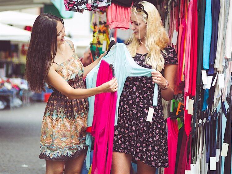 Selain Asyik, Nge-Thrift Shopping Ada Manfaatnya Juga Lho. Jangan Salah Gan Sis!