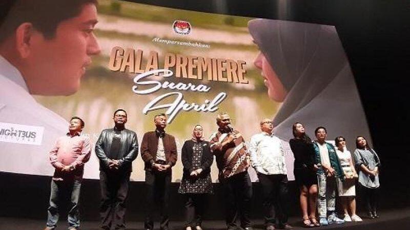 "Tayang di Medan, ""Suara April"" Sasar Pemilih Pemula"