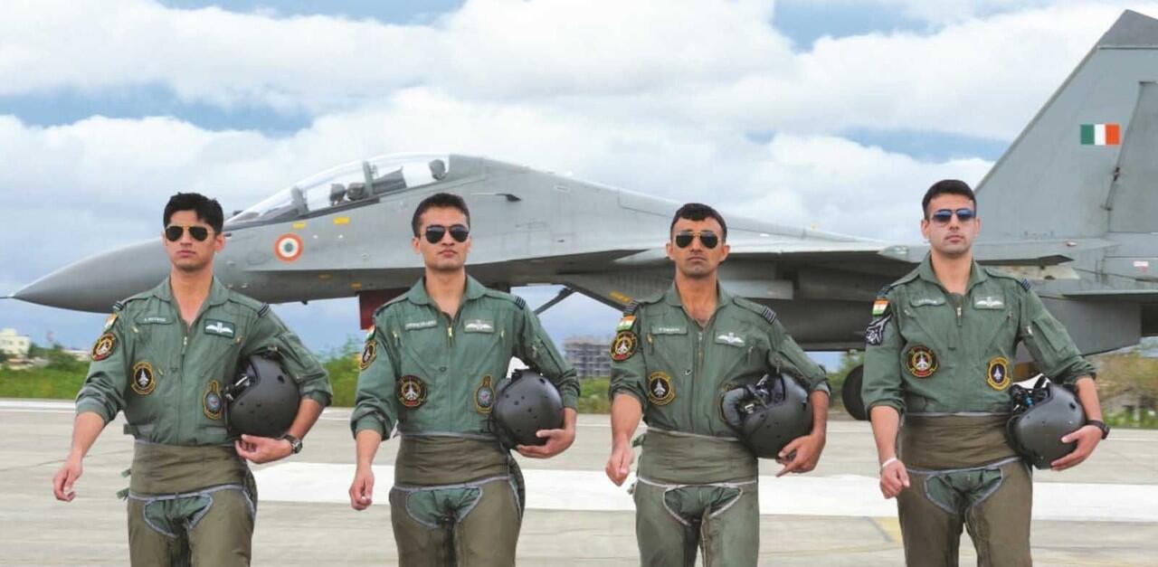 10 Negara dengan Militer Udara Terkuat di Dunia