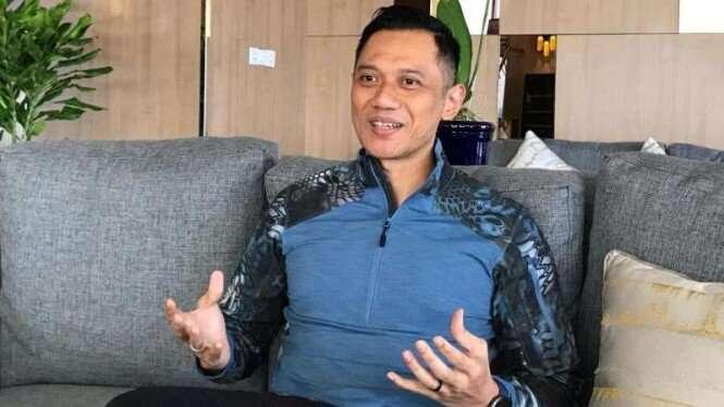 AHY Tidak Hadiri Kampanye Akbar Prabowo
