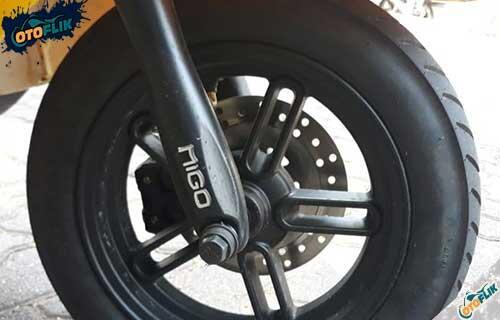 Motor Listrik Migo e-Bike, dari Fitur Hingga Kelebihannya