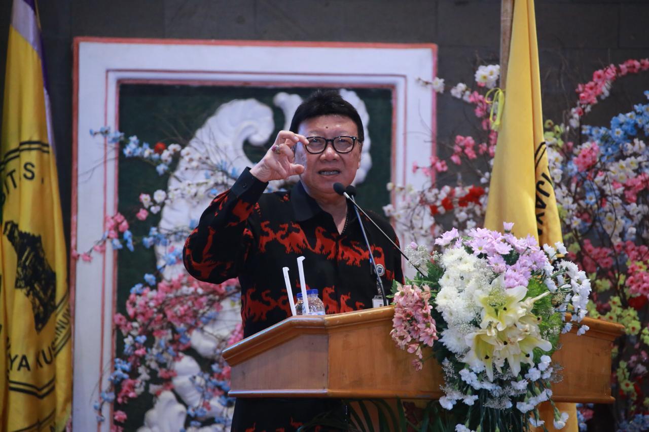 Dituding Tidak Netral, Kemendagri Tegaskan DPT Kewenangan KPU