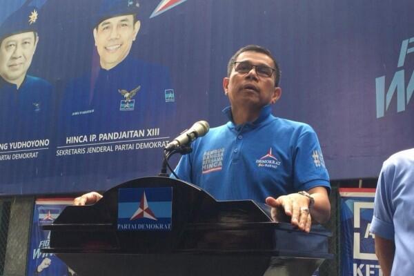 Demokrat Ungkap Alasan AHY Tak Hadiri Kampanye Akbar Prabowo