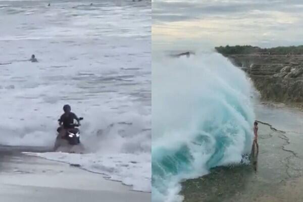 [VIDEO] 5 Kelakuan Turis di Bali yang Bikin Geleng-geleng Kepala