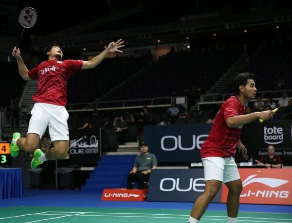 3 Fakta Menarik Pemain Indonesia di R1 Singapore Open 2019