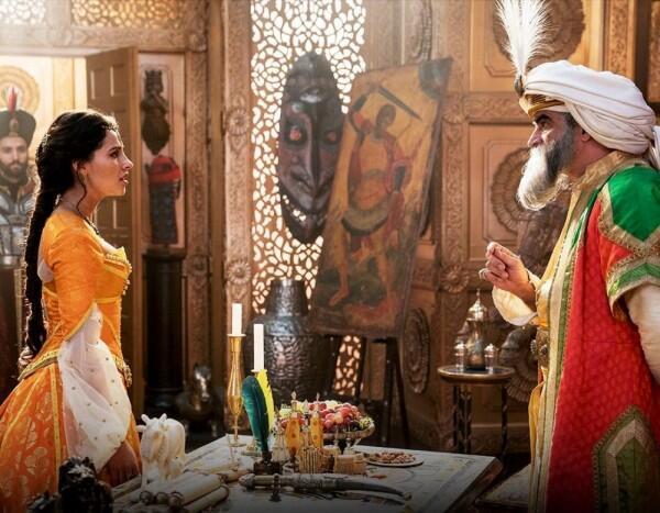 14 Potret Scene Live-Action Aladdin, Bikin Kamu Makin Gak Sabar Nonton