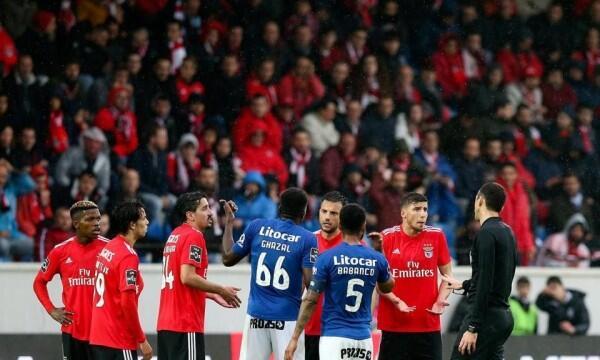 Benfica Rebut Kembali Puncak Klasemen Liga NOS Portugal