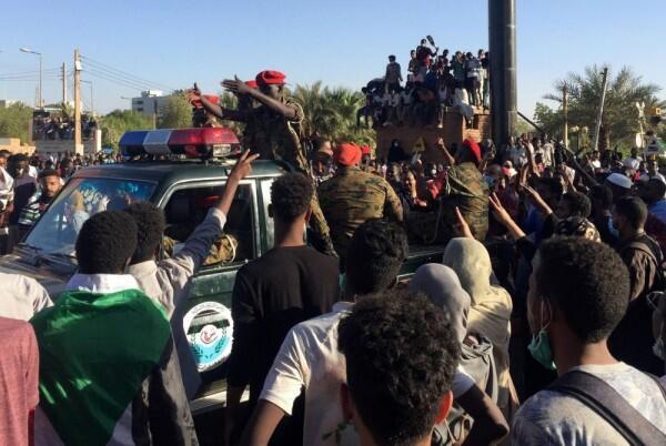 Tensi Belum Mereda, Demonstrasi Anti Presiden di Sudan Kian Menguat