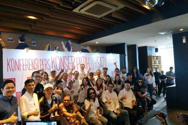 Alasan Gerakan #BarengJokowi Gelar Konser Putih Bersih