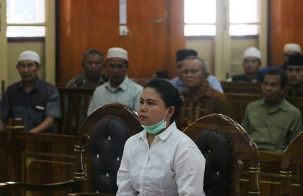 MA Tolak Kasasi Meliana, Terdakwa Kasus Penodaan Agama