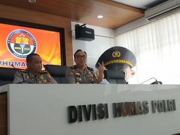 Polisi Tangkap Penyebar Video Hoaks Server KPU Menangkan Jokowi