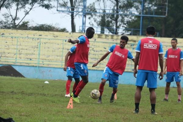 Lawan Persebaya di Final Piala Presiden, Ricky Kayame Bawa Misi Khusus