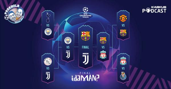 Udah Boleh Ngomongin Final Idaman Liga Champions Belom Sih?