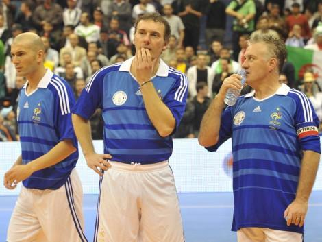 Trio Pahlawan Prancis 1998 Yang Sukses Dalam Karir Kepelatihan