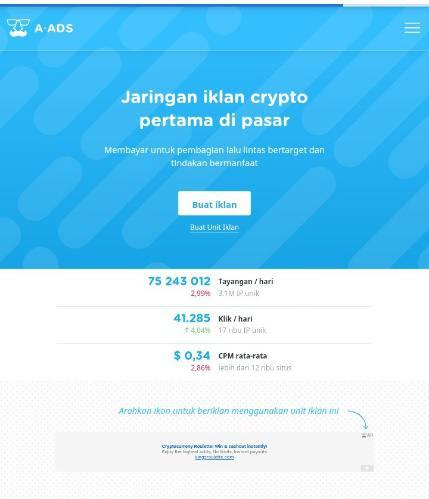 Harga Bitcoin Naik Jadi 74 Juta Ayo Mining Dengan Artikel