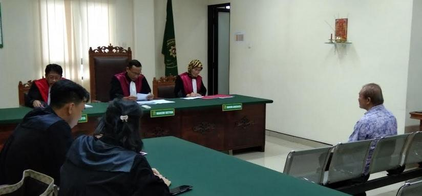 Eksepsi Agus Tjong Ditolak, Sidang Dilanjut ke Pokok Perkara