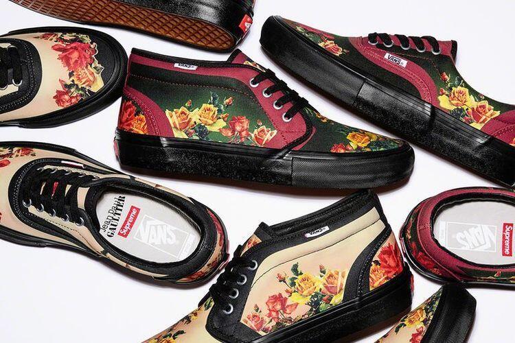 Supreme x Jean Paul Gaultier Gandeng Vans dalam Kolaborasinya. Kayak Apa Nih?!