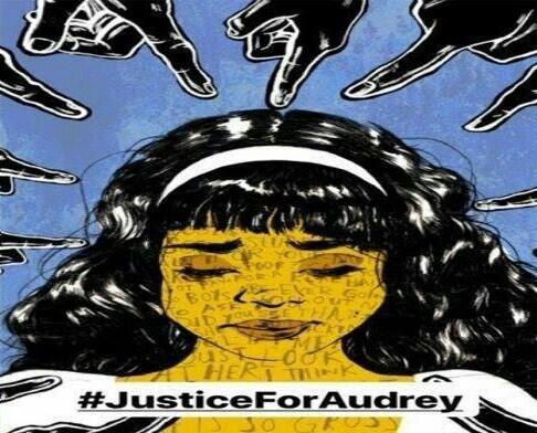 Jangan Sampai Ada Audrey yang Lain #JusticeforAudrey