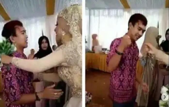 Resepsi Pernikahan yang Kacau Gegara Mantan, Memalukan dan Memilukan