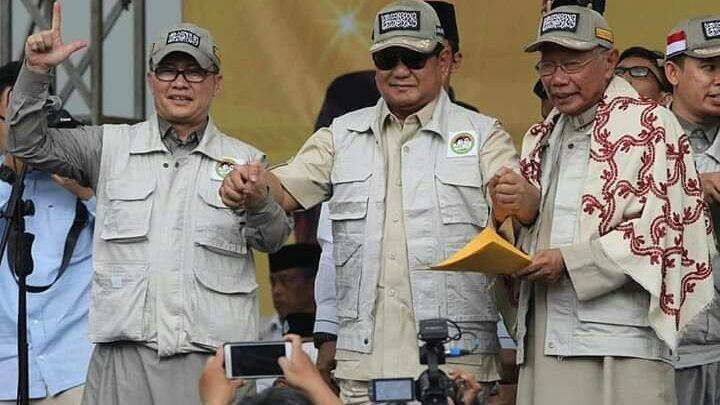 Gebrak-gebrak Podium, Fadli Zon Nilai Prabowo Selevel Bung Karno