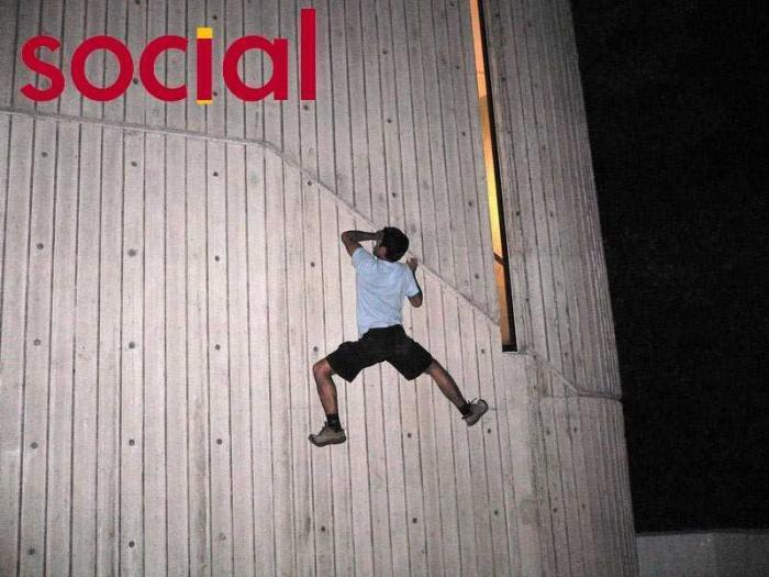 Social Climber Di Dunia Maya