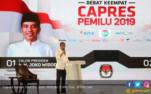 Tinggal 8 Hari Lagi, Jangan Termakan Hoaks Jokowi PKI