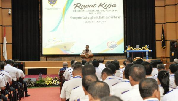 Menhub Targetkan 5 Pelabuhan di Indonesia Berpredikat WBK/WBBM