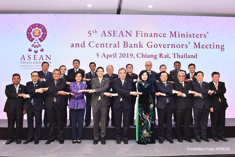 Hasil Pertemuan Menkeu dan Gubernur Bank Sentral se-ASEAN