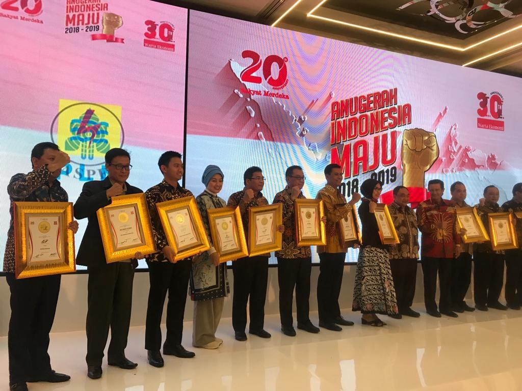 Raih Penghargaan Anugerah Indonesia 2019, Mentan Amran: Inspirasi Generasi Muda