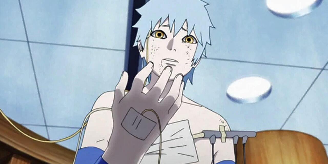 Seberapa Kuat Sage Mode Mitsuki?