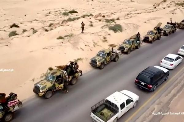 Pasukan Pemberontak Kian Dekat, Ibu Kota Libya Dikepung Cekam