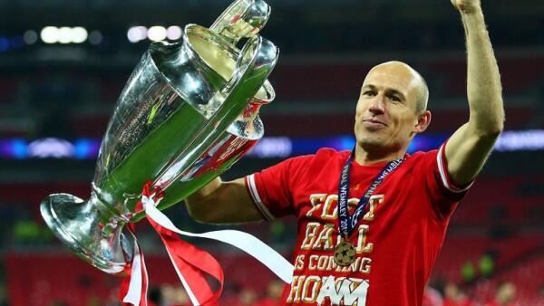 Bakal Hengkang, Arjen Robben Kabarnya Lebih Memilih Bermain di MLS