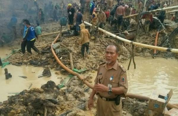 Evakuasi Korban Longsor di Banjarbaru Selesai, 5 Orang Meninggal Dunia