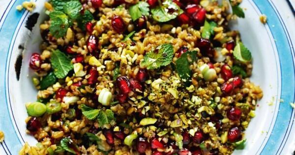 5 Makanan Kaya Serat Khas Suriah Ini Cocok Banget Buat Dietmu