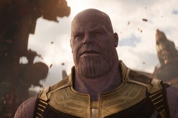 5 Karakter Superhero Marvel yang Pernah Mengalahkan Thanos di Komik