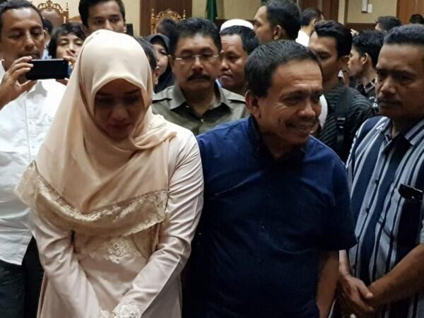 Terbukti Korupsi, Gubernur Aceh Irwandi Yusuf Divonis Tujuh Tahun