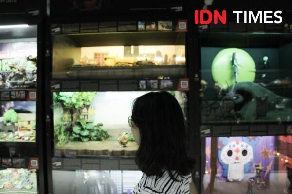 15 Potret Blockbuster Museum Surabaya, Surganya Para Pecinta Film