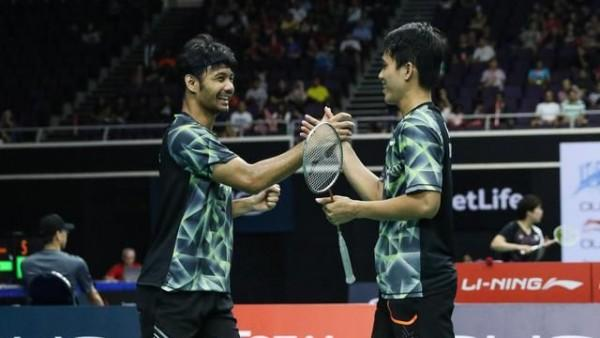 6 Ganda Putra Indonesia Saling Bentrok di R1 Singapore Open 2019