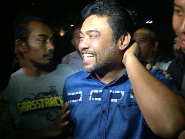 Said Iqbal Bantah Sebarkan Foto Lebam Wajah Ratna Sarumpaet