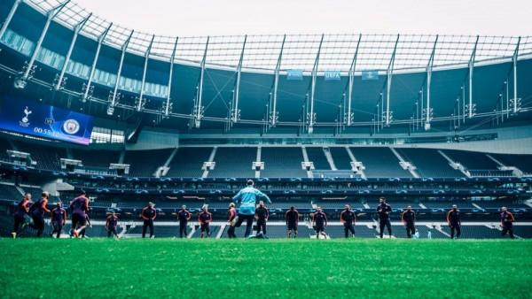 Tottenham Hotspur vs Manchester City: Duel Seru di Stadion Baru