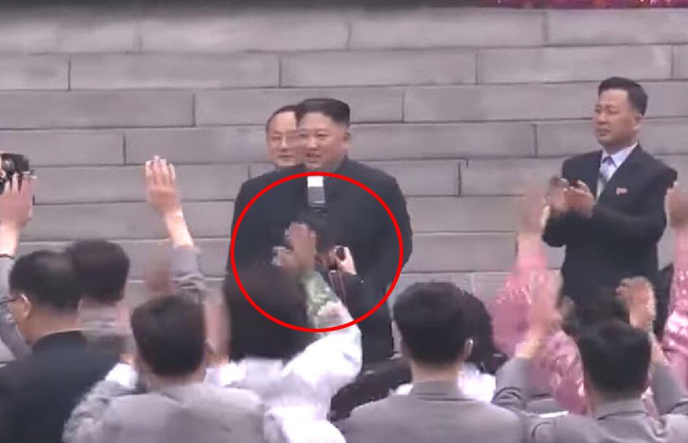 Photographer Pemimpin Korea Utara Kim Jong Un, di Pecat karena masalah sepele